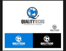entben12 tarafından Design a Logo for Quality Techs Aerospace Group, Inc. için no 191