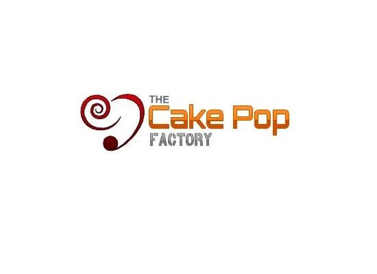 #92 for Logo Design for The Cake Pop Factory by nnmshm123