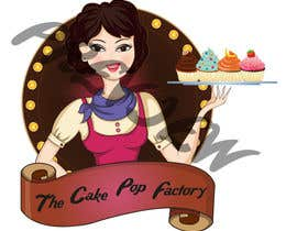 #118 untuk Logo Design for The Cake Pop Factory oleh SWP87