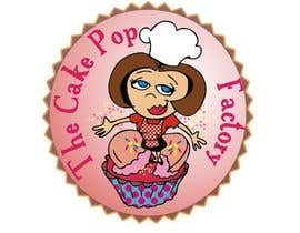 #71 for Logo Design for The Cake Pop Factory af manikmoon