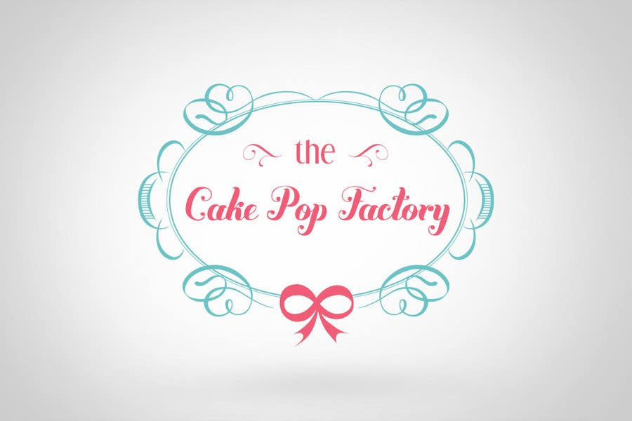 Penyertaan Peraduan #54 untuk Logo Design for The Cake Pop Factory