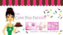 Contest Entry #72 for Logo Design for The Cake Pop Factory