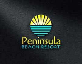 Nro 308 kilpailuun Peninsula Beach Resort Logo käyttäjältä AshishMomin786