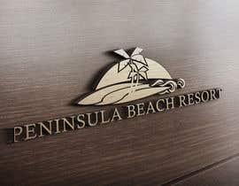 Nro 397 kilpailuun Peninsula Beach Resort Logo käyttäjältä rhadricx