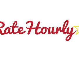 #32 untuk Design a Logo for Rate Hourly oleh mrslaurencurry