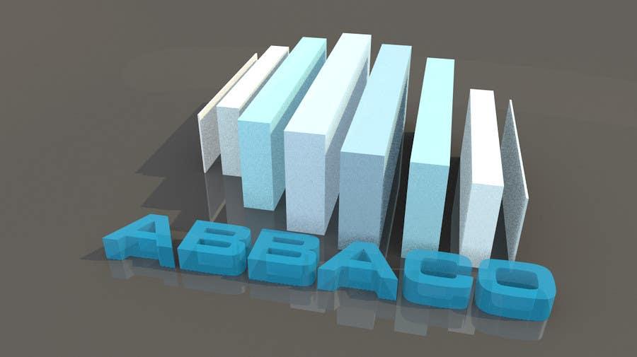 Kilpailutyö #11 kilpailussa Abbaco's Logo Animation