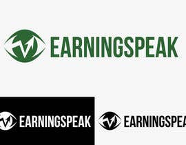 #32 untuk Design a Logo for earningspeak.com oleh lucaszrbt