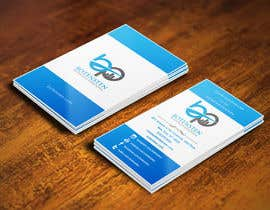 #248 para Design Business Card for NYC Real Estate Firm por pointlesspixels