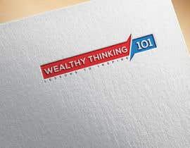 CreateUniqueDSGN tarafından Wealthy Thinking 101 Logo Design Contest için no 132