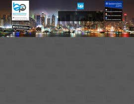 samazran tarafından Design Twitter Background for NYC Real Estate Firm için no 4