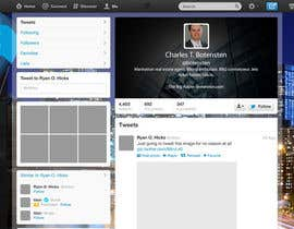 #26 cho Design Twitter Background for NYC Real Estate Firm bởi gopinathnaidu