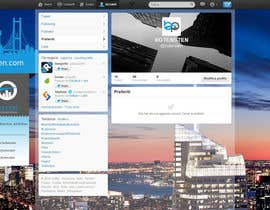 draison tarafından Design Twitter Background for NYC Real Estate Firm için no 31