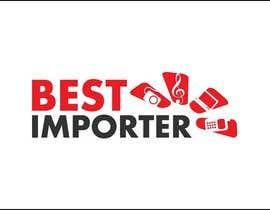 Nro 8 kilpailuun Design a Logo for an Importer / Wholesaler Company käyttäjältä iakabir