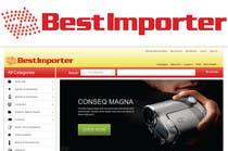 Bài tham dự #56 về Graphic Design cho cuộc thi Design a Logo for an Importer / Wholesaler Company