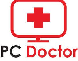 #7 para Design a Logo for The PC Doctor por tadadat