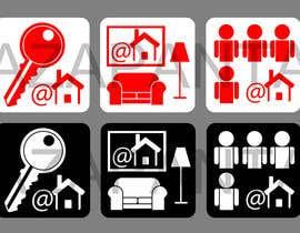 Nro 2 kilpailuun Company Icon Design käyttäjältä AZapanta