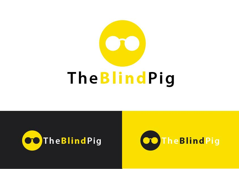 """#61 for Design a Logo for """"The Blind Pig"""" - A Marijuana Retail Store by alfonself2012"""