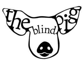 "#68 untuk Design a Logo for ""The Blind Pig"" - A Marijuana Retail Store oleh borsuczysko"