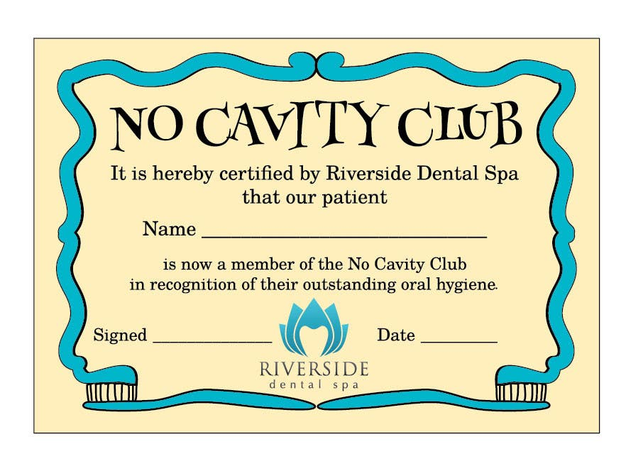 Konkurrenceindlæg #14 for I need some Graphic Design for a dental surgery Patent award certificate