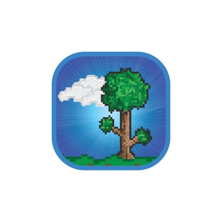 Proposition n°30 du concours Design app icon for iOS app