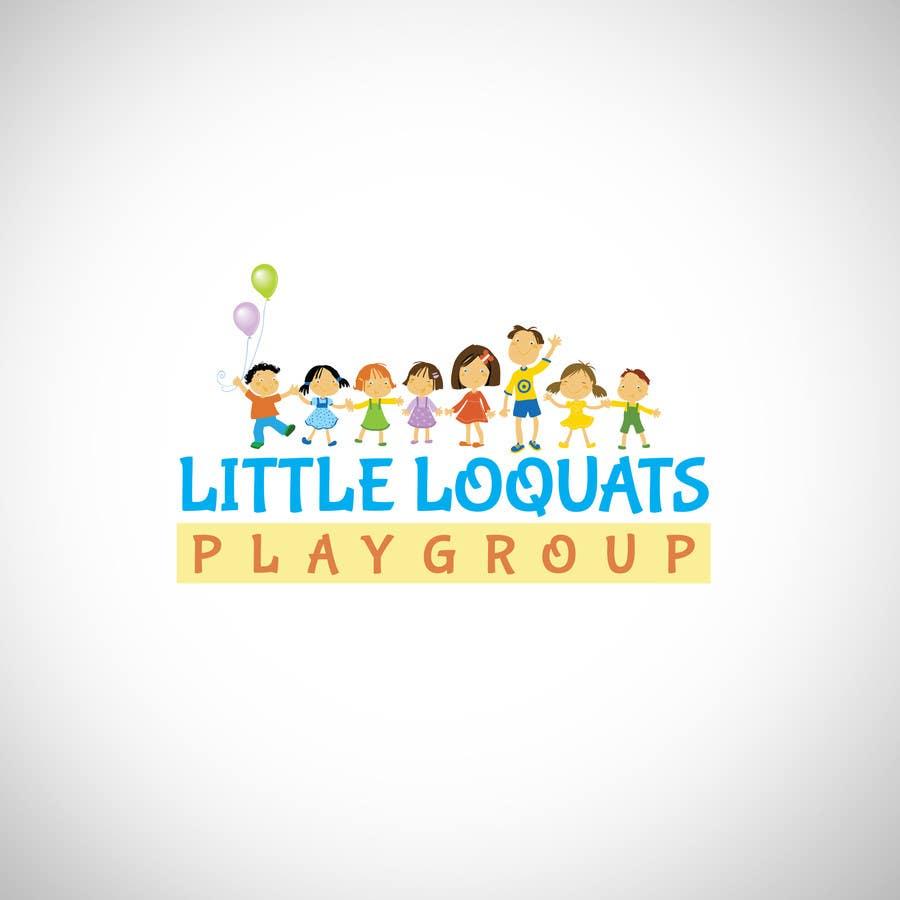 Contest Entry 28 For Design A Logo Childrens Playgroup