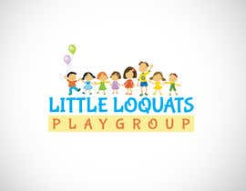 nº 28 pour Design a Logo for children's playgroup par ayogairsyad