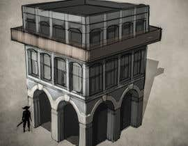 #9 cho Graphic designer/artist needed for drawing 16th century architecture/enviroment bởi Ronaldas1984