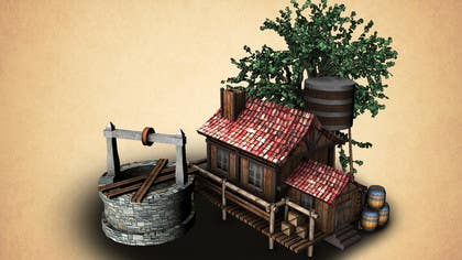 #7 for Graphic designer/artist needed for drawing 16th century architecture/enviroment by clementalwin