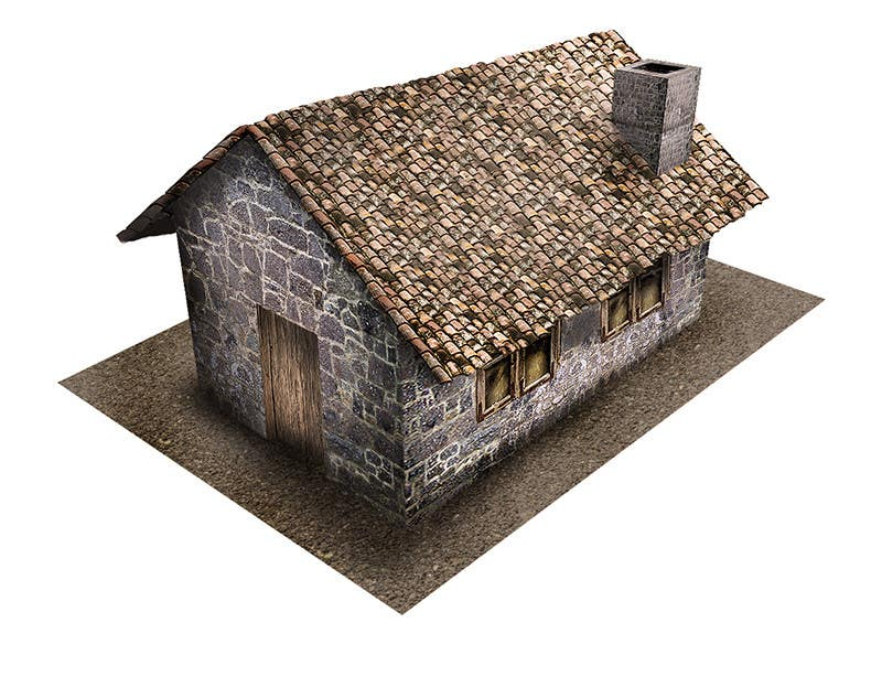 #10 for Graphic designer/artist needed for drawing 16th century architecture/enviroment by pixelrover