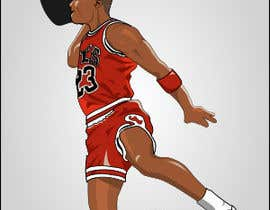boki9091 tarafından NBA Vector Cartoon Illustration - Michael Jordan için no 21