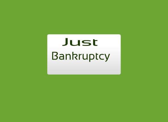Design a Logo for JustBankruptcy için 21 numaralı Yarışma Girdisi