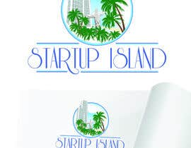 nº 58 pour Design a Logo for STARTUP ISLAND par viadesigns