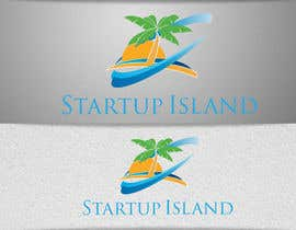 #34 for Design a Logo for STARTUP ISLAND by erajshaikh123