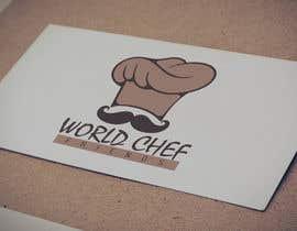 Nro 22 kilpailuun Design a Logo world chef friends käyttäjältä medjaize