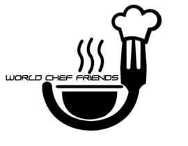 Nro 24 kilpailuun Design a Logo world chef friends käyttäjältä anuashna
