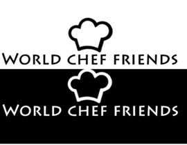 Nro 25 kilpailuun Design a Logo world chef friends käyttäjältä anuashna