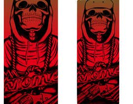 #78 for Skateboard Deck Design by jwanGutoma