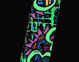 #57 for Skateboard Deck Design by iturriozines