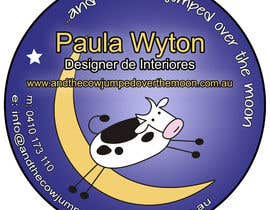 nº 3 pour Design an optional logo for and the cow jumped over the moon par chezgiordano