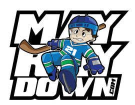 #23 for Logo design for a hockey related website af MyPrints