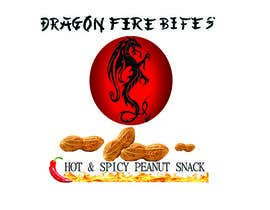 nº 15 pour Design a Logo for Dragon Fire Bites (Spicy Snack) par francisbanan