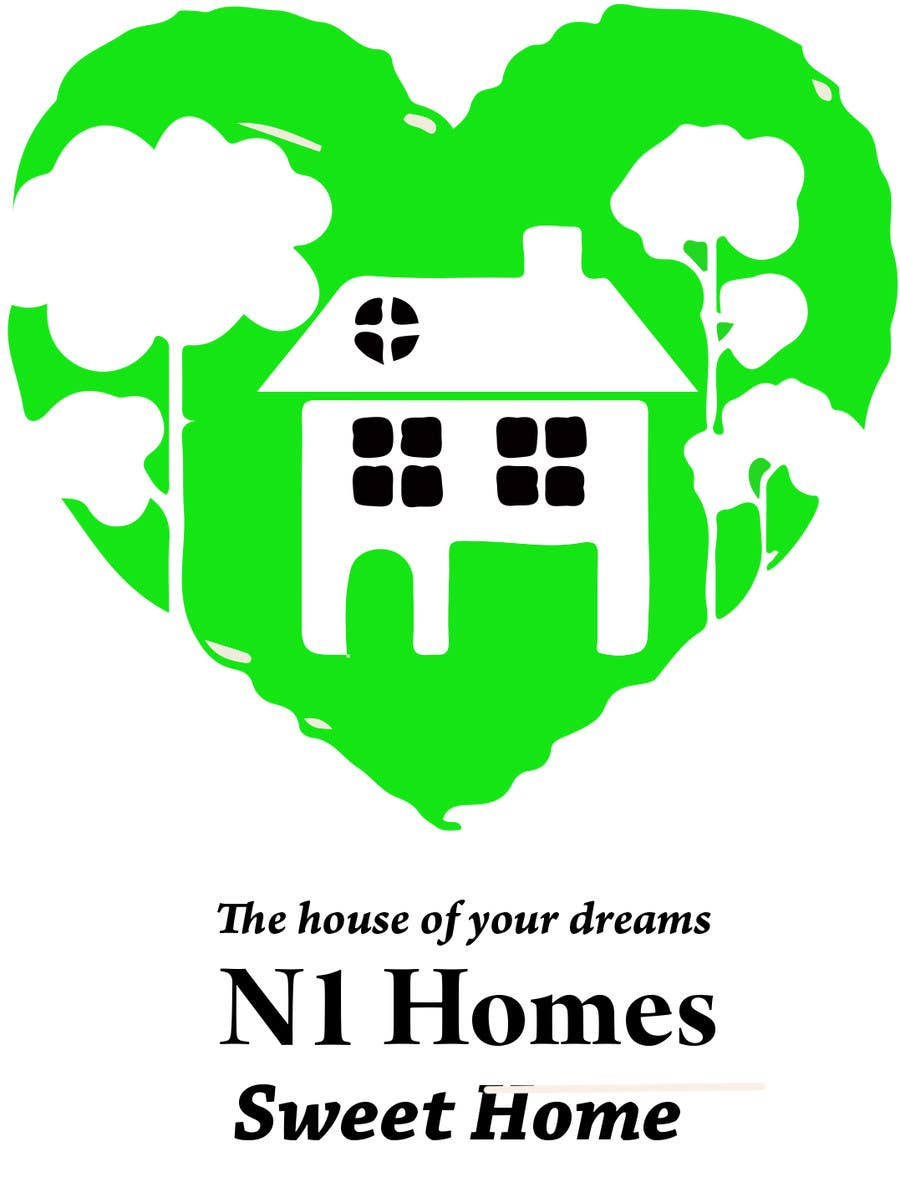 Proposition n°15 du concours Design a Logo for N1Homes (Number1Homes)