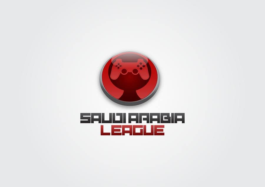 Konkurrenceindlæg #                                        84                                      for                                         Logo Design for Saudi Gaming League