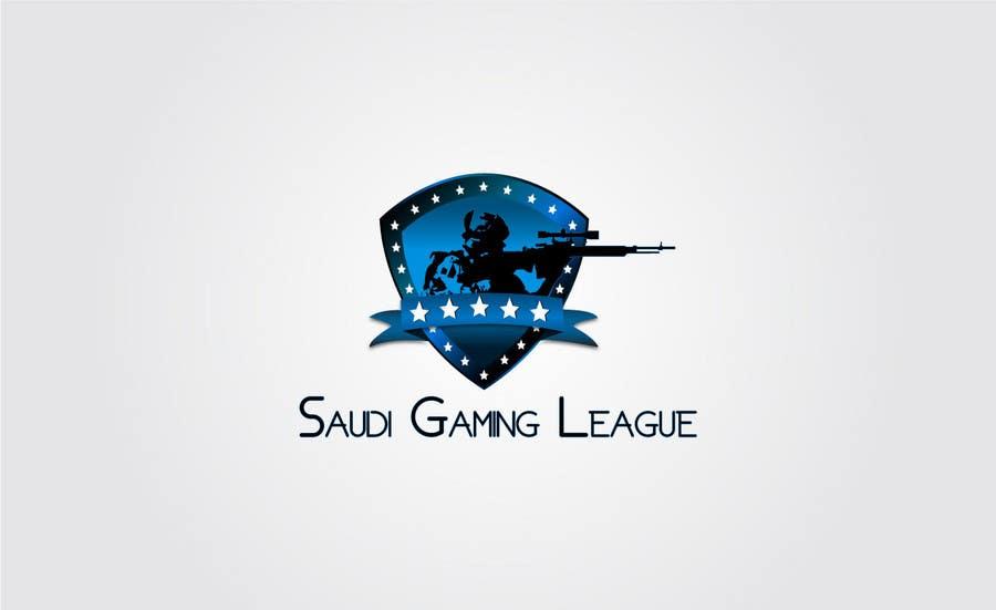 Konkurrenceindlæg #                                        65                                      for                                         Logo Design for Saudi Gaming League