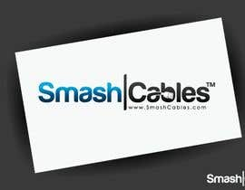 #145 cho Design a Logo for Smash Cables bởi jass191