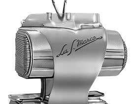 #34 for Illustrate a vintage espresso machine.. af unsoftmanbox