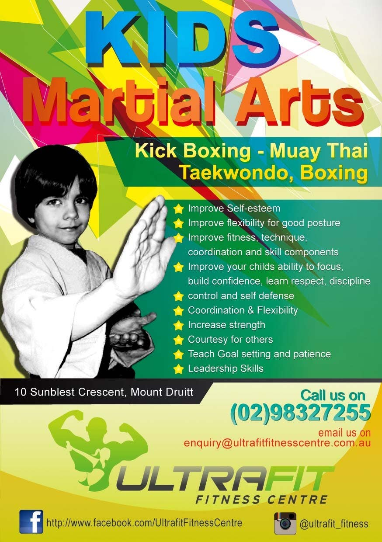 Kilpailutyö #31 kilpailussa Design a Flyer for Kids Martial Arts Classes