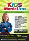 Graphic Design Inscrição do Concurso Nº22 para Design a Flyer for Kids Martial Arts Classes