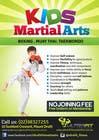 Graphic Design Inscrição do Concurso Nº29 para Design a Flyer for Kids Martial Arts Classes