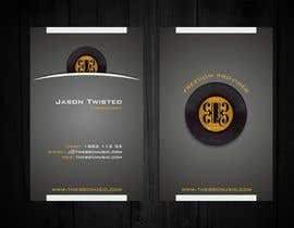 #40 para Business Card Design for The BBC Music por F5DesignStudio